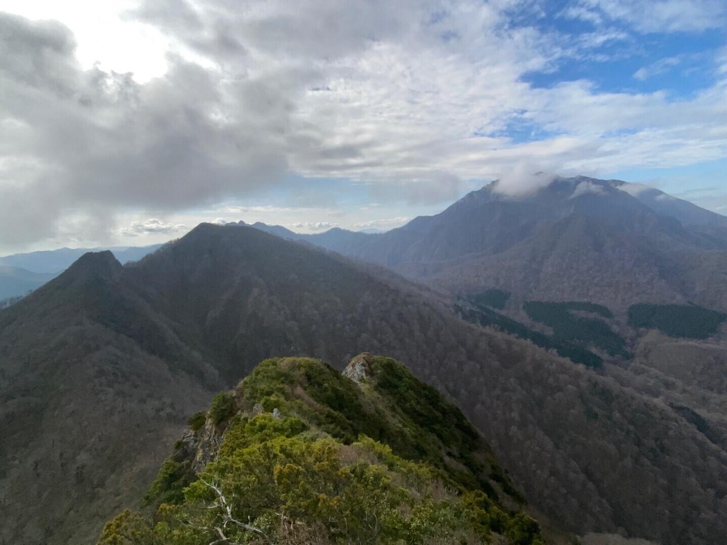 甲ヶ山の写真