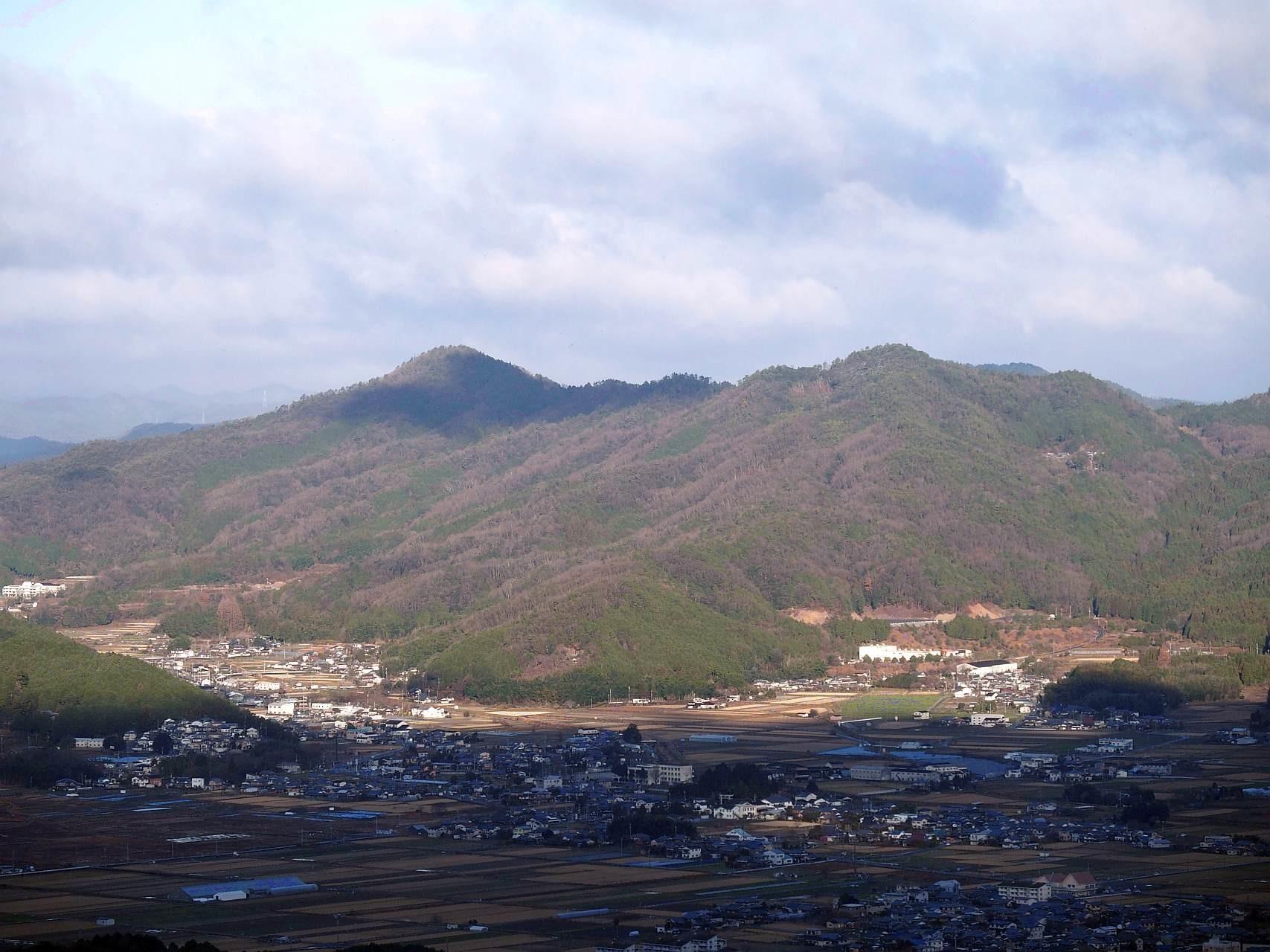 竜ヶ尾山と行者山(亀岡) | 行...