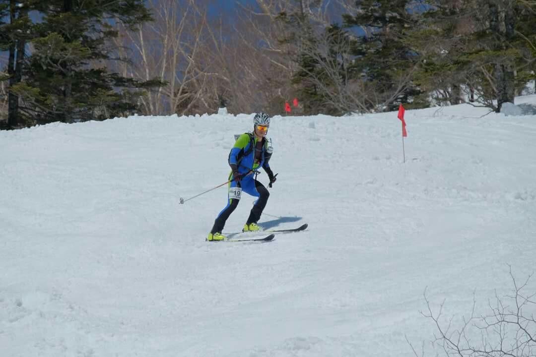 第11回山岳スキー競技日本選手権...