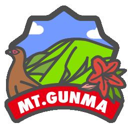 MT.GUNMA 赤城山