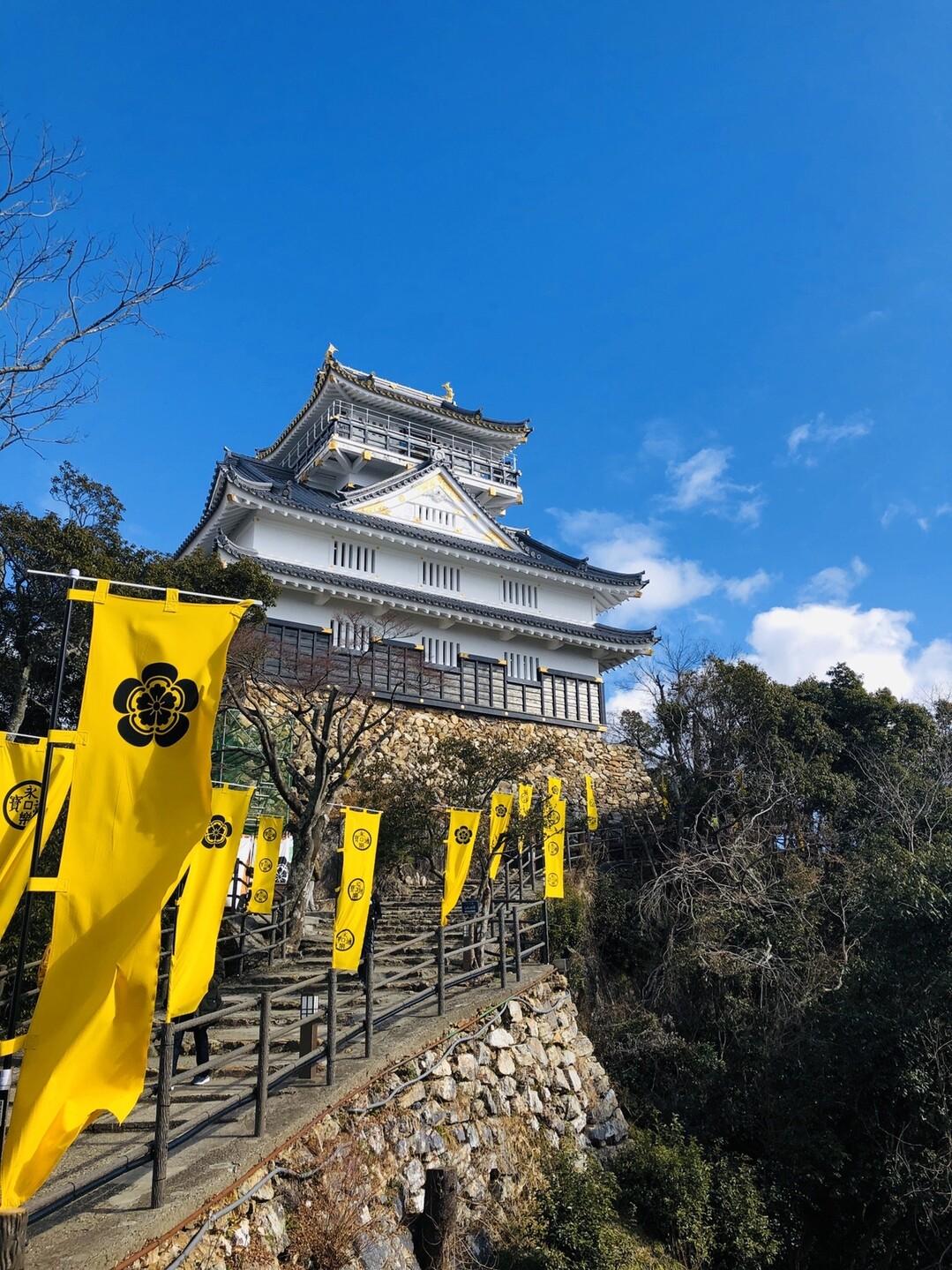 七曲り登山道~めい想の小径(水手道)の写真
