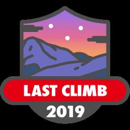 登り納め 2019