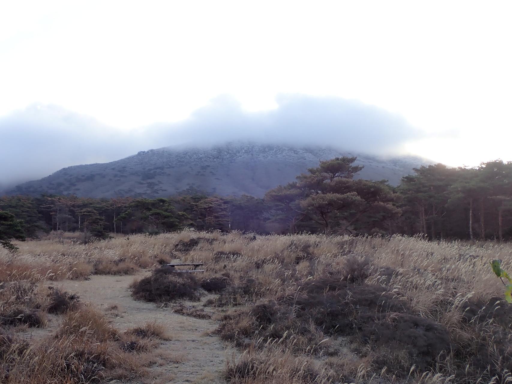 まさかの真冬! | 霧島山・韓国...