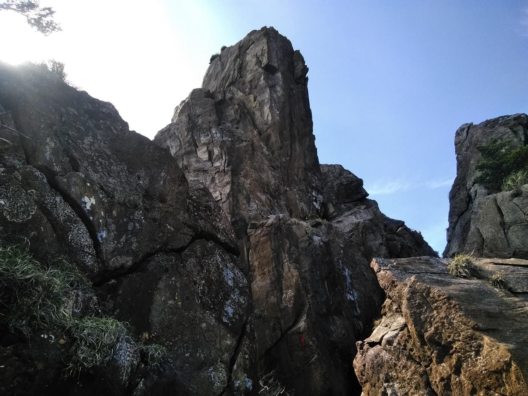 東赤石山〜前赤石山 | 東赤石山...