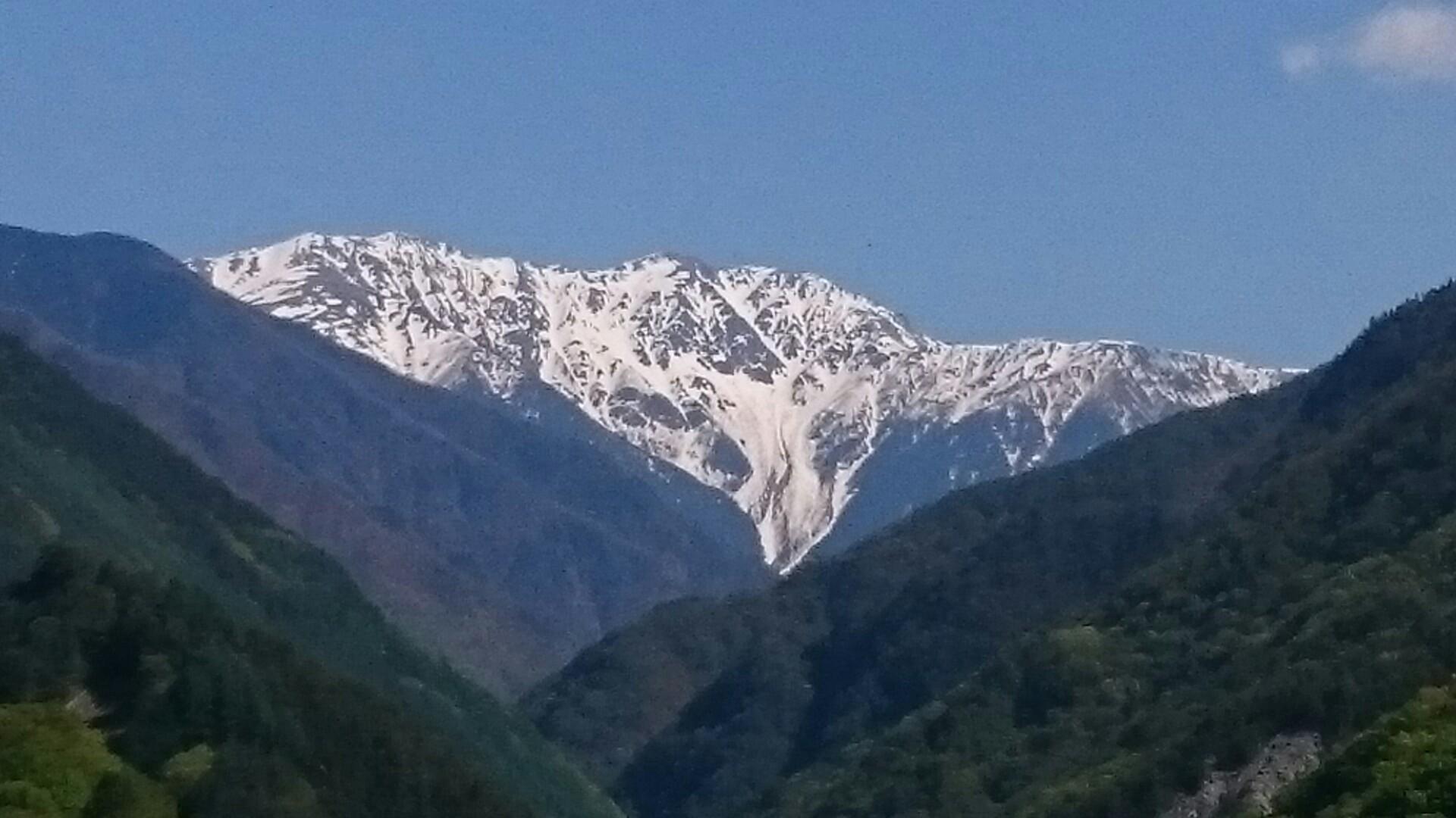 新緑の大西山 | 奥茶臼山・尾高...