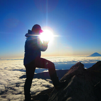 自称 登山家