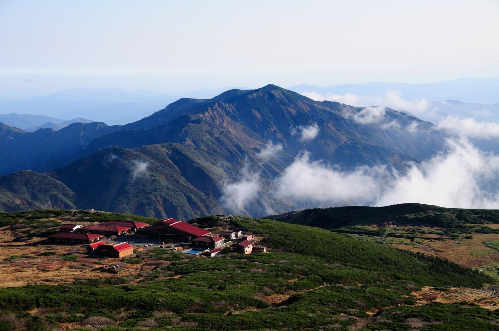 別山の写真