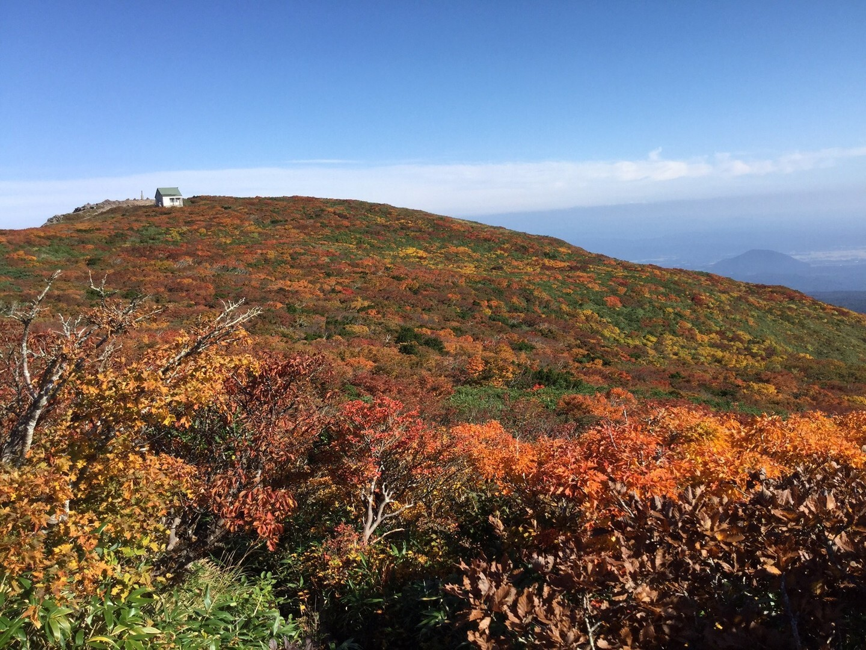 船形山の写真