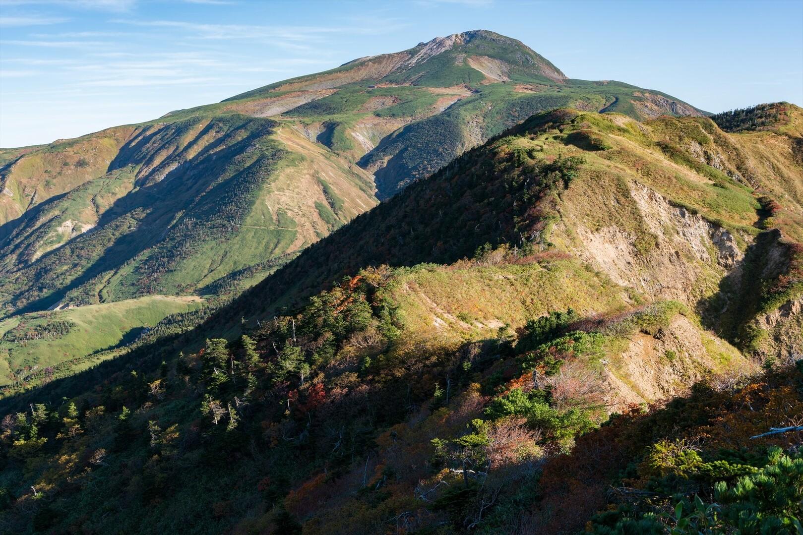 白山の写真