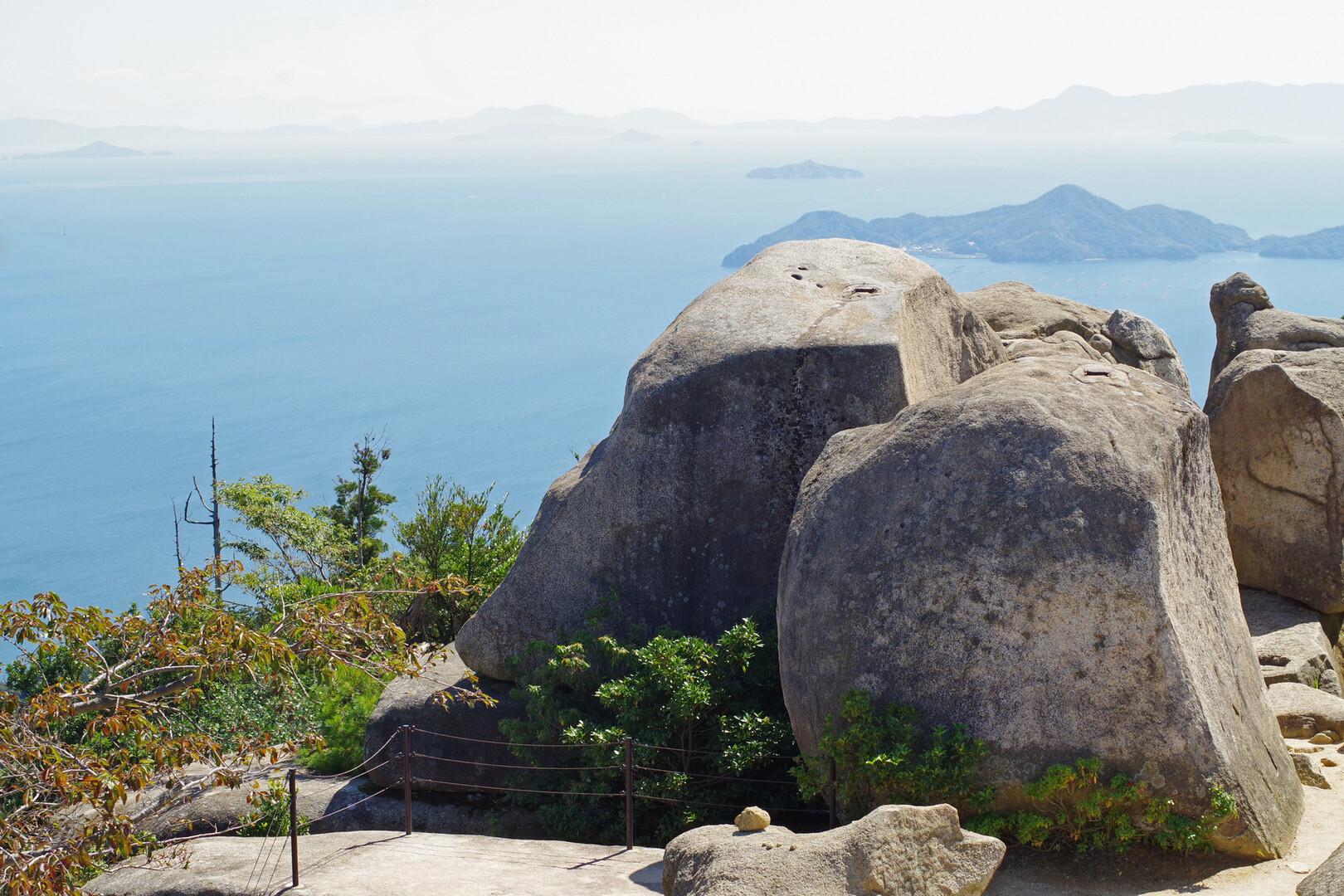 弥山の写真