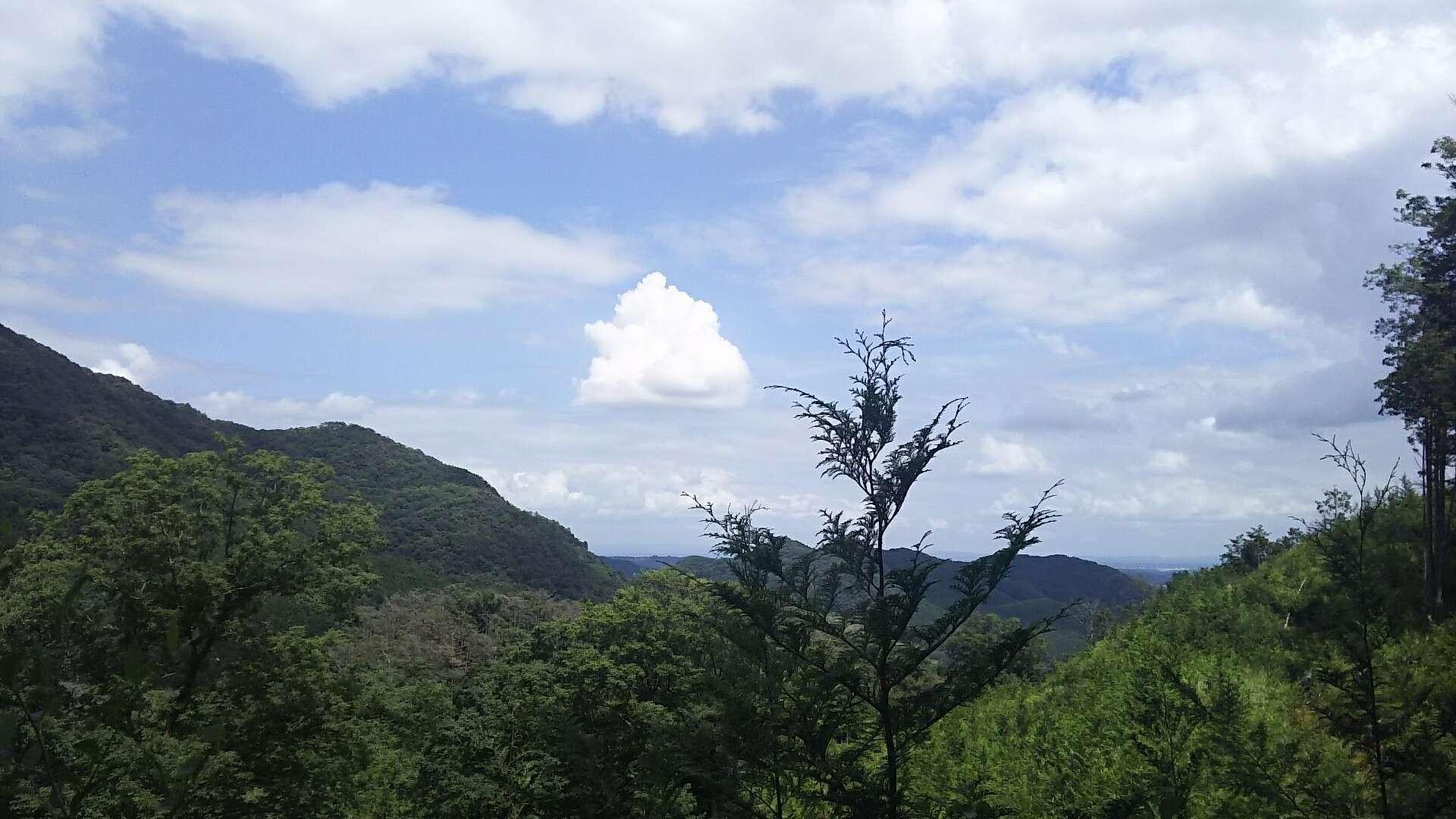 鞍掛山で 天空の城ラピュタ 見っけ Yamap ヤマップ