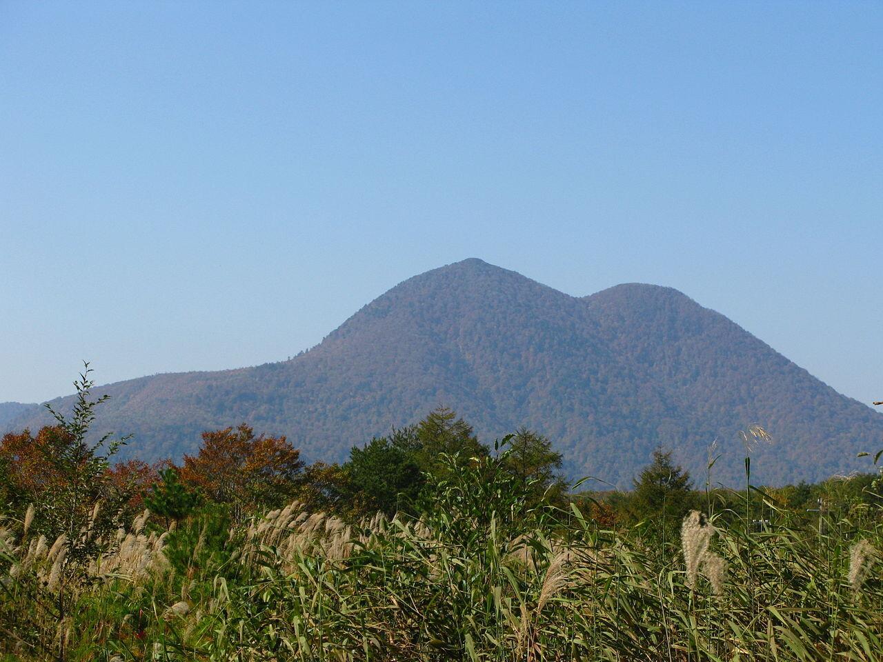 二岐山の写真