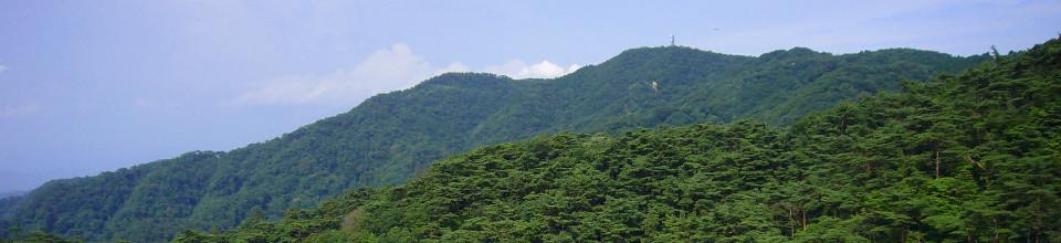 近畿エリアで登山者に人気の山 BEST5!