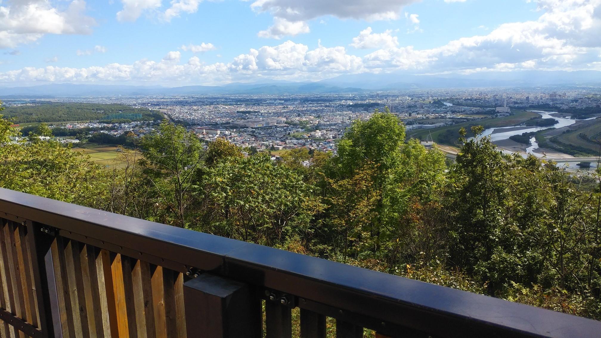 嵐山公園 (北海道)