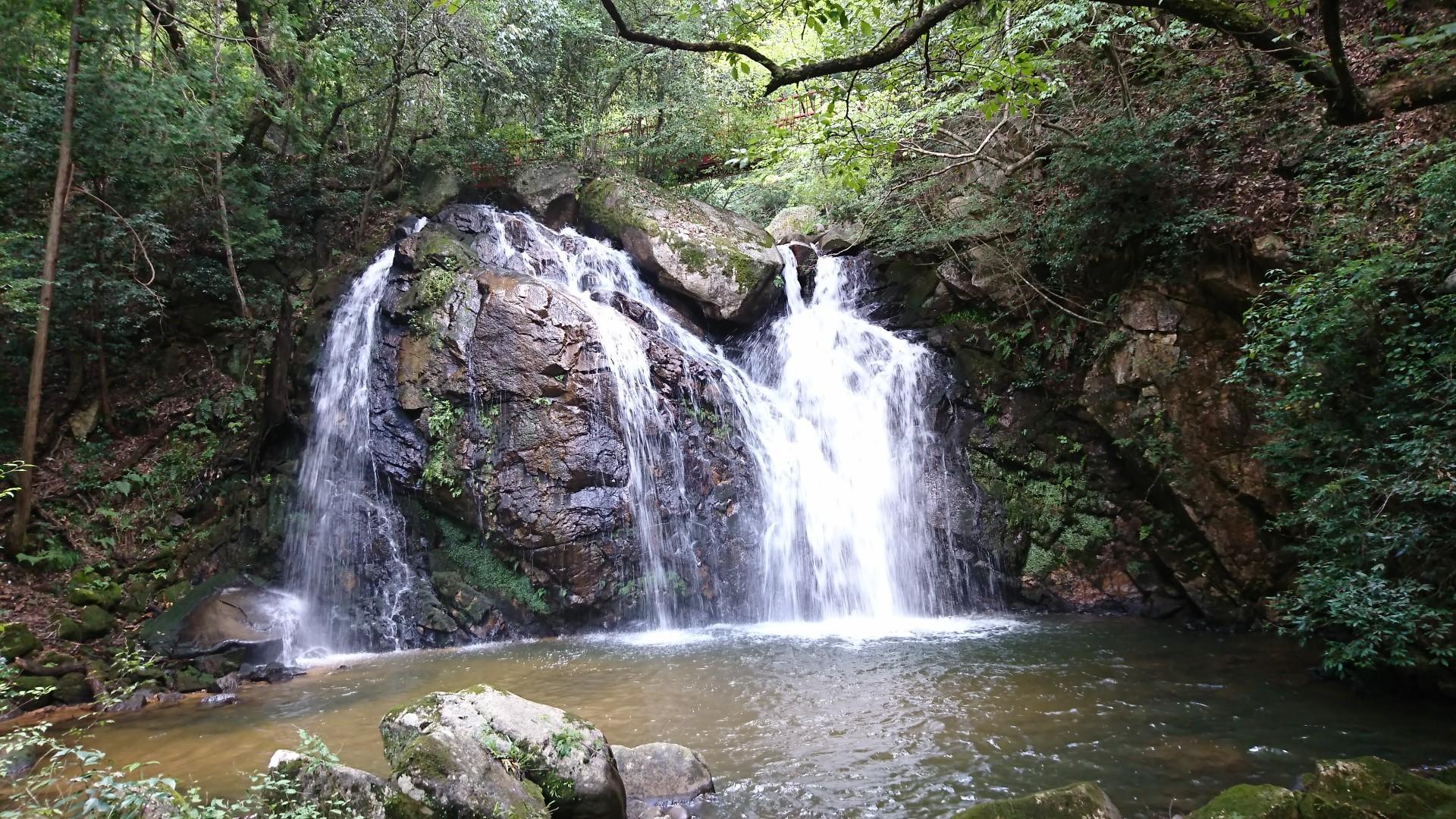竜吟の滝 | 水晶山(瑞浪市) | YA...