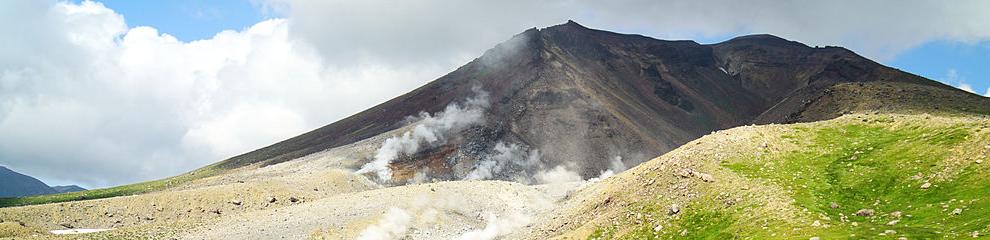 北海道エリアで登山者に人気の山 BEST5!