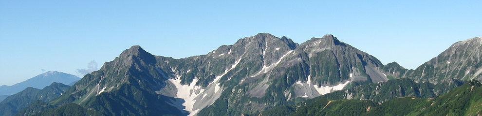 甲信越エリアで登山者に人気の山 BEST5!