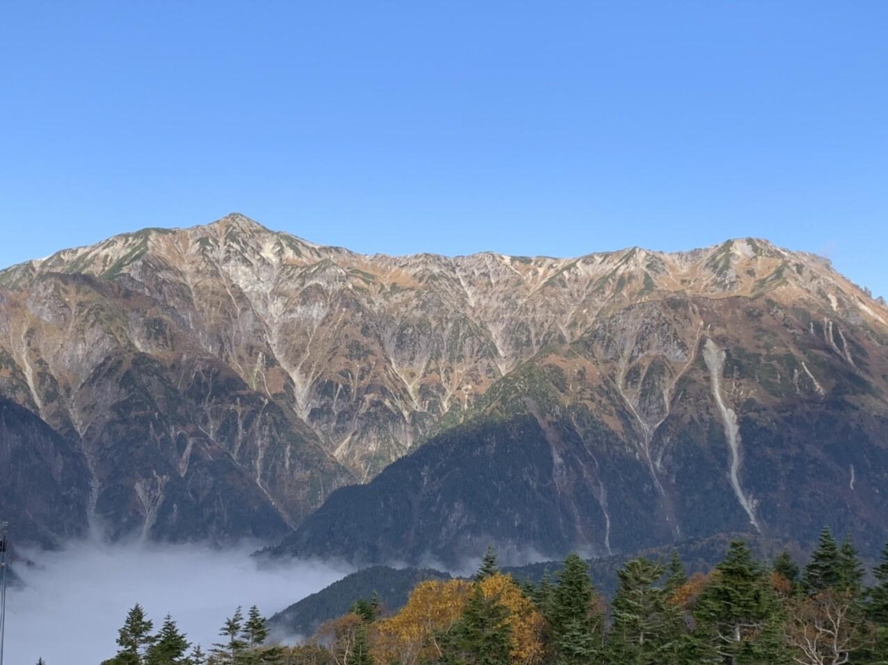 10 上 日間 天気 高地 山の天気