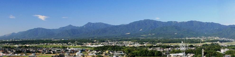 東海エリアで登山者に人気の山 BEST5!