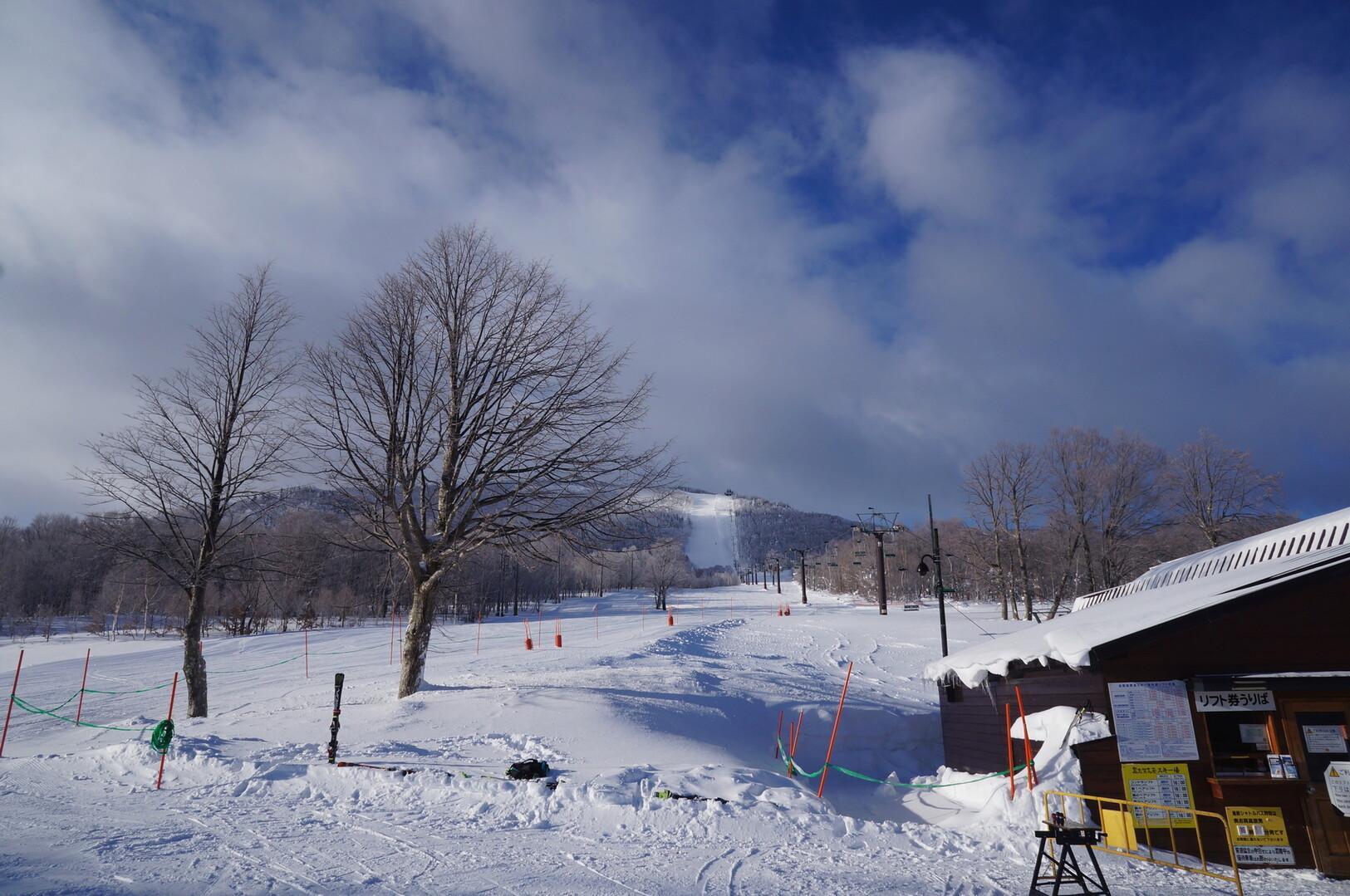 天気 スキー 志賀 高原 場