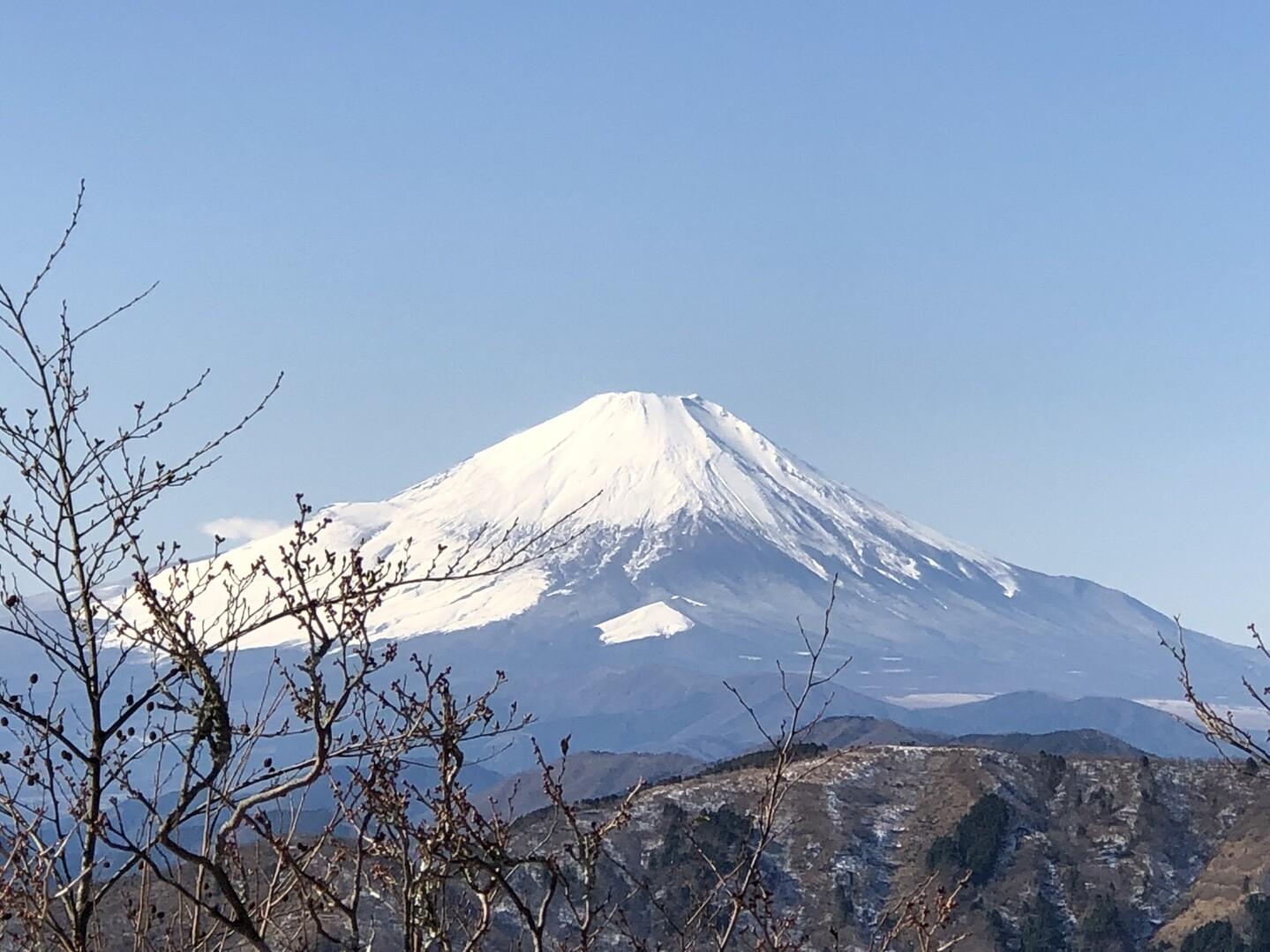 滑落 バラバラ 富士山