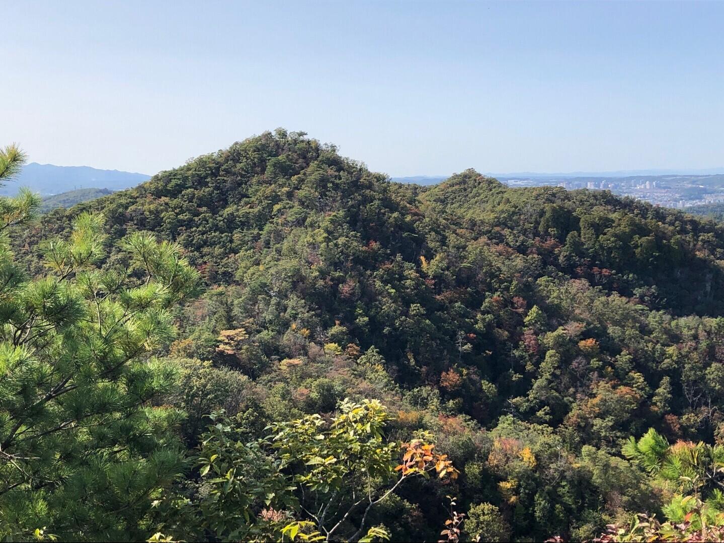 大岩岳(兵庫県)の写真