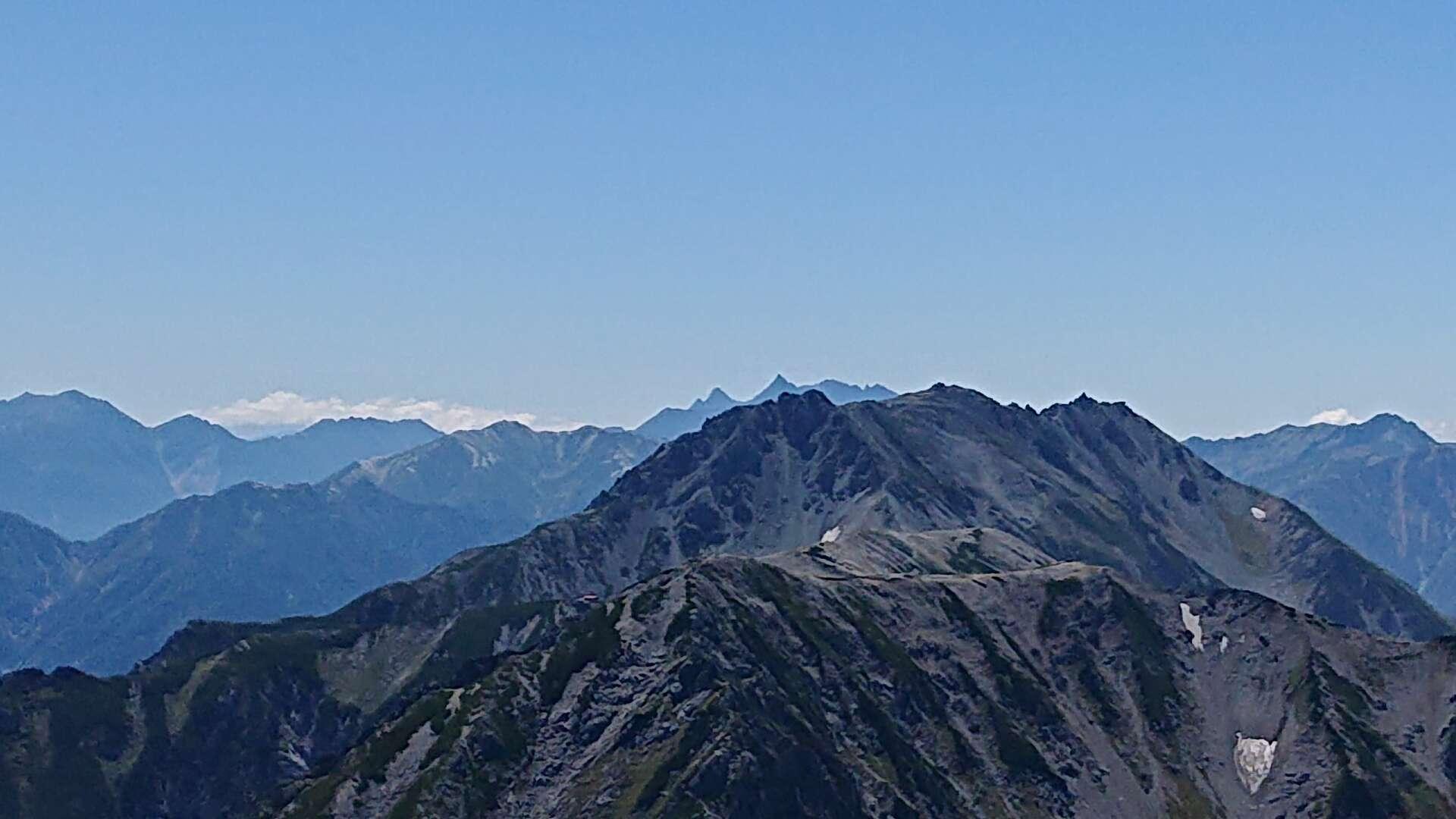 早月尾根から剱岳日帰り-2019-09-14 / Boze_384さんの剱岳の活動データ