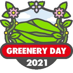 みどりの日記念 2021