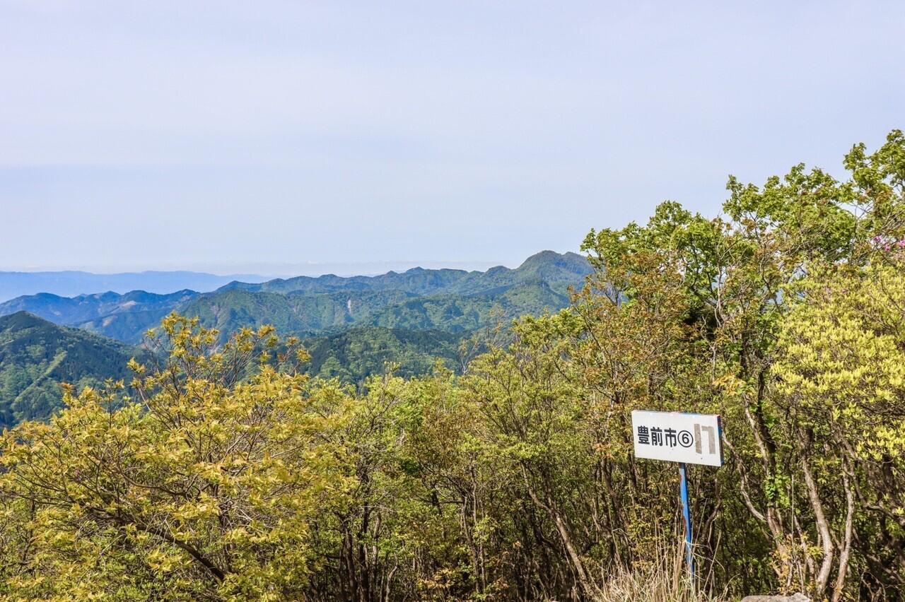 一ノ岳(福岡県築上郡築上町)の写真