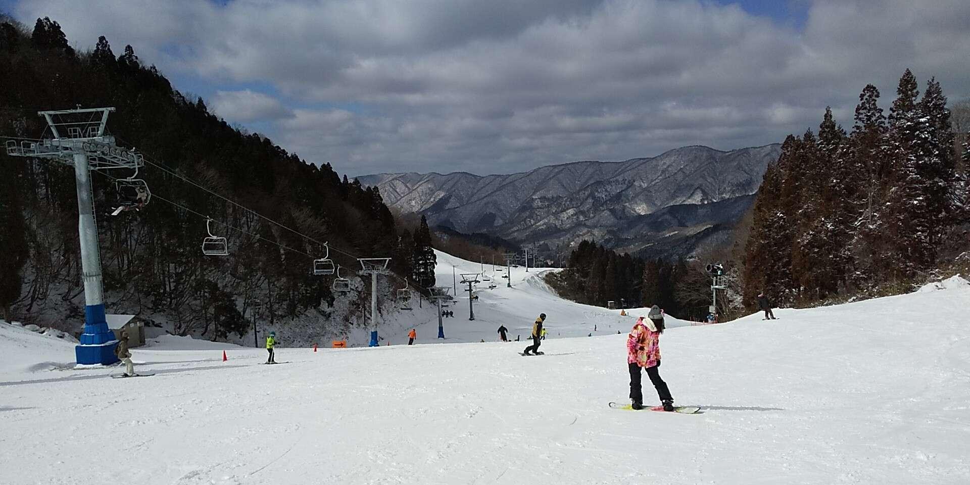 奥 伊吹 スキー 場 ライブ カメラ