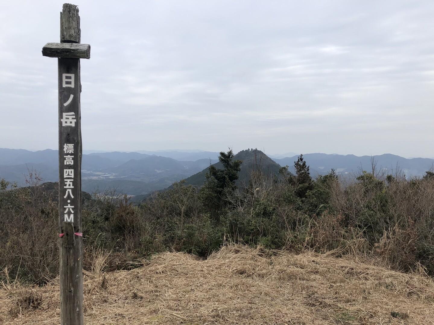 荒滝山・日ノ岳(宇部市) / Tsuonさんの荒滝山・日ノ岳の活動データ ...